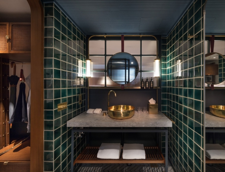 The Fleming Hotel By A Work Of Substance Hong Kong