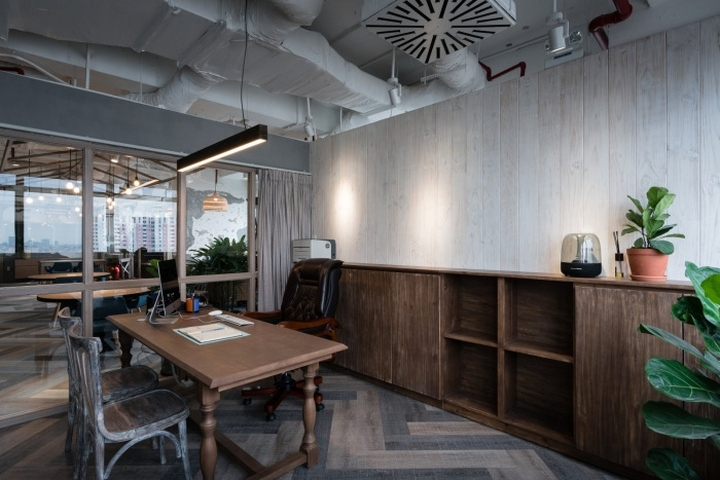 Unipro office by red5 studio ho chi minh city vietnam for Office design vietnam