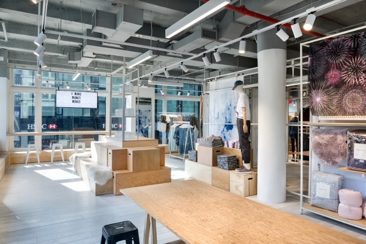As American Eagle Celebrates Their 40th Anniversary, They Look To The  Future With The Opening Of A New Concept Store In NYCu0027s Vibrant Union  Square, ...