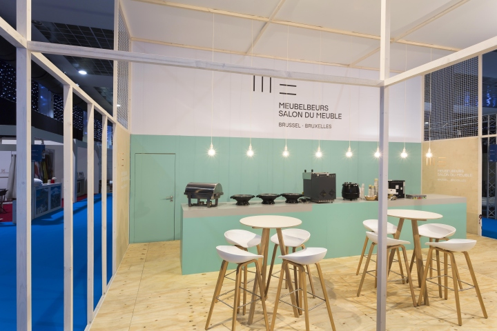 Over The Years, The Brussels Furniture Fair Has Become A Strong,  Well Populated Event With The Dynamism Of A Truly International Trade Fair,  ...