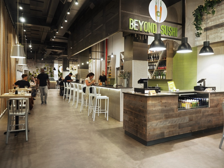187 Beyond Sushi By Gal Vaknin Raz Atal Design Group New York