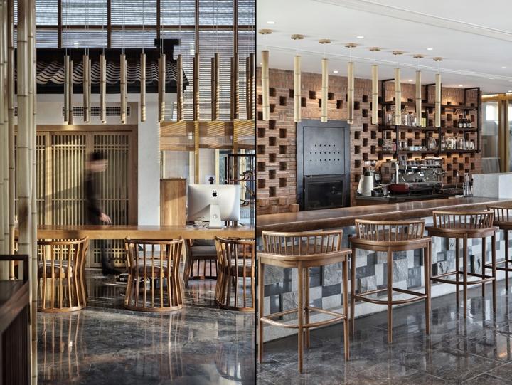 Brick Kiln Folk Inn Museum Interior Design by H DESIGN Kunshan