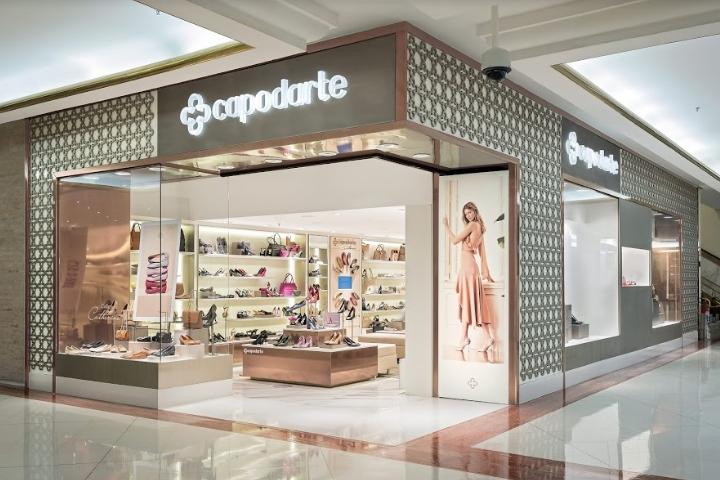 商业空间设计|巴西圣保罗Capodarte鞋店设计