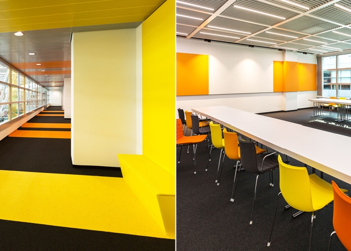 Conference center at airport d sseldorf by kitzig interior for Kitzig interior