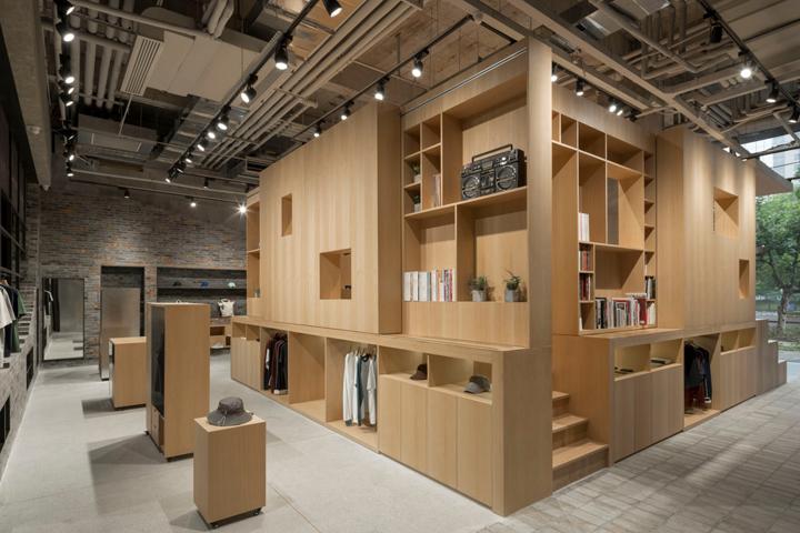 商业空间设计|上海DOE潮流用品店面设计