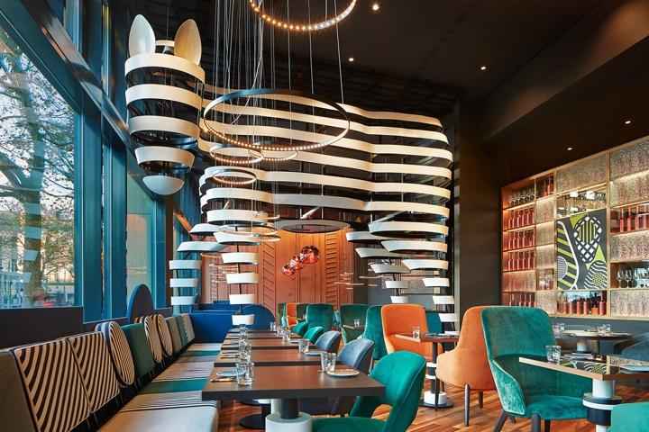 hotel pullman berlin schweizerhof interior by sundukovy sisters berlin germany. Black Bedroom Furniture Sets. Home Design Ideas