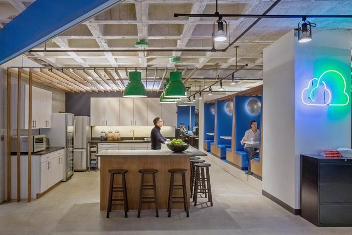 费城IntegriChain办公室设计