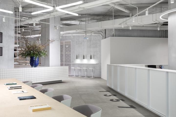 商业空间设计|意大利签证中心设计
