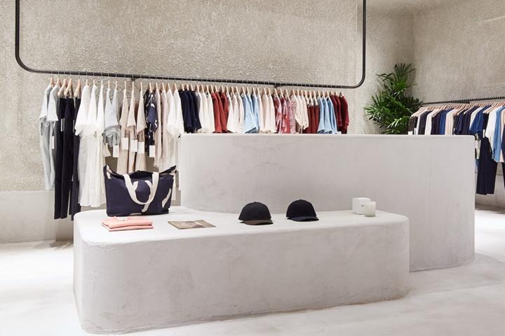 澳大利亚墨尔本Kloke服装店设计