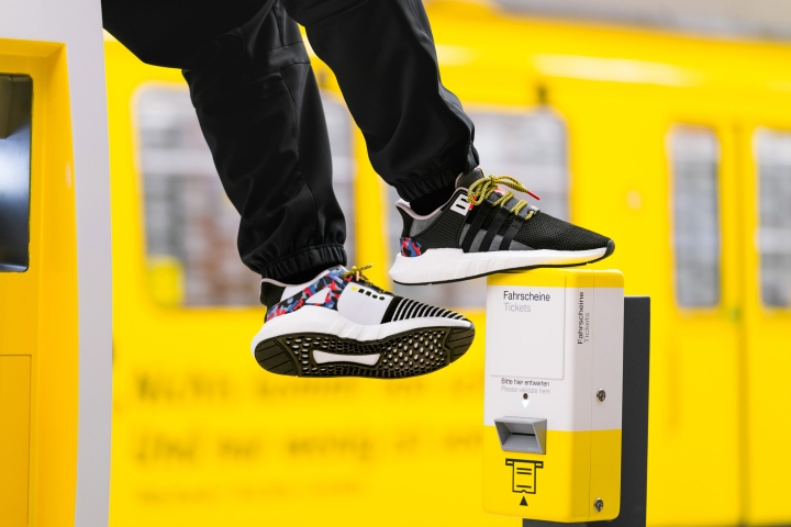 Limited edition trainers by Adidas