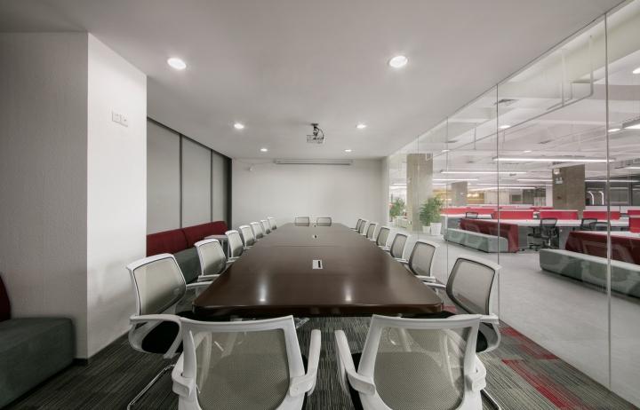 nice film technology office by hejidesign shenzhen china