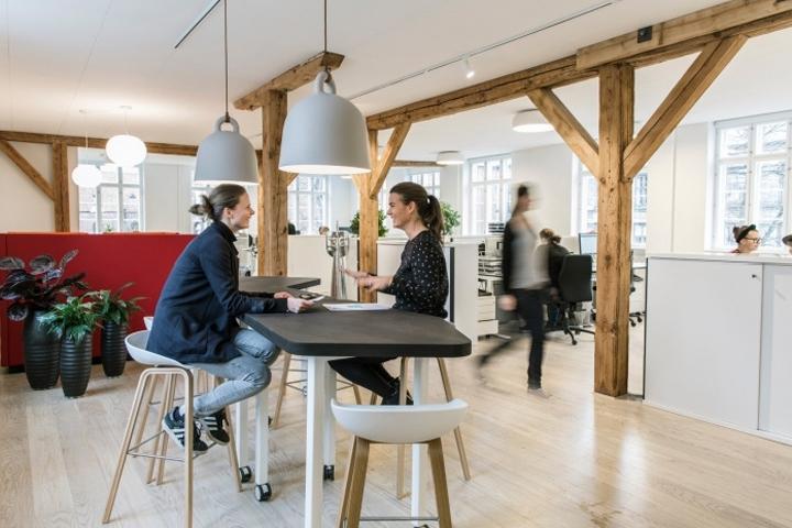 Nordic Cryobank Office by Rosan Bosch Studio, Copenhagen – Denmark on the originals house, john deere house, chicago fire house,