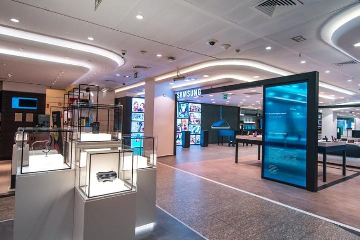 187 Samsung Shop Eci Callao By Cheil Worldwide Cheil