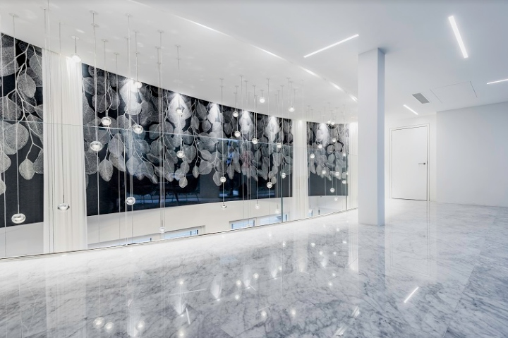 Lighting design for riva caccia residence by stefano dall osso
