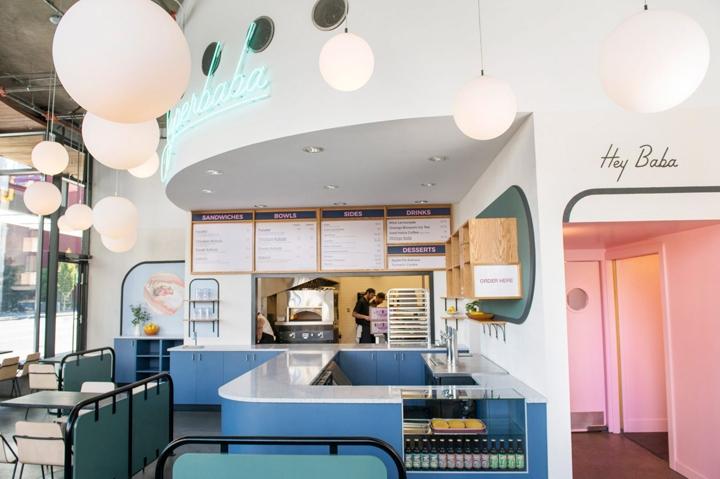 加拿大superbaba餐厅设计