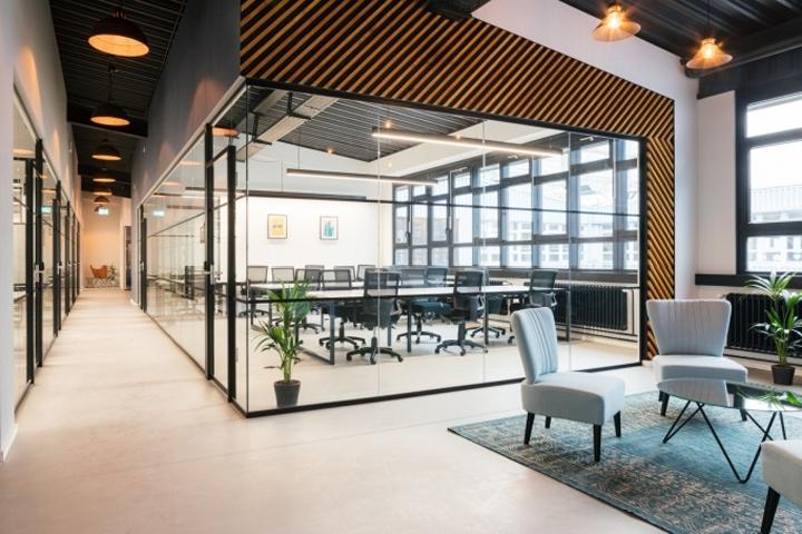 187 techspace kreuzberg coworking office berlin � germany