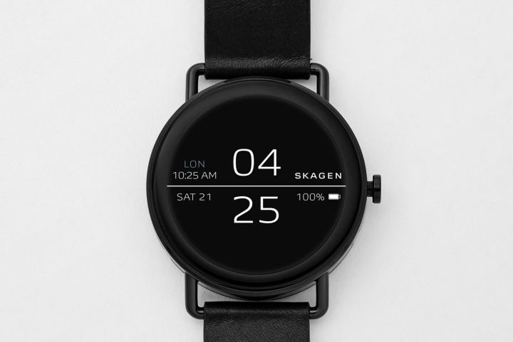 » Falster smartwatch by Skagen