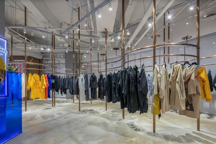 basements by design. Unicorn Is A Fashion Brand Store In Shenzhen, Specializing Its Original Design And High Quality. Hejidesign Used Different Way To Renew The Basements By