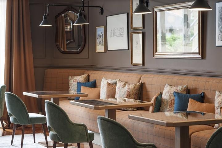 Villa soro hotel by espacio en blanco estudio san - Espacio en blanco ...