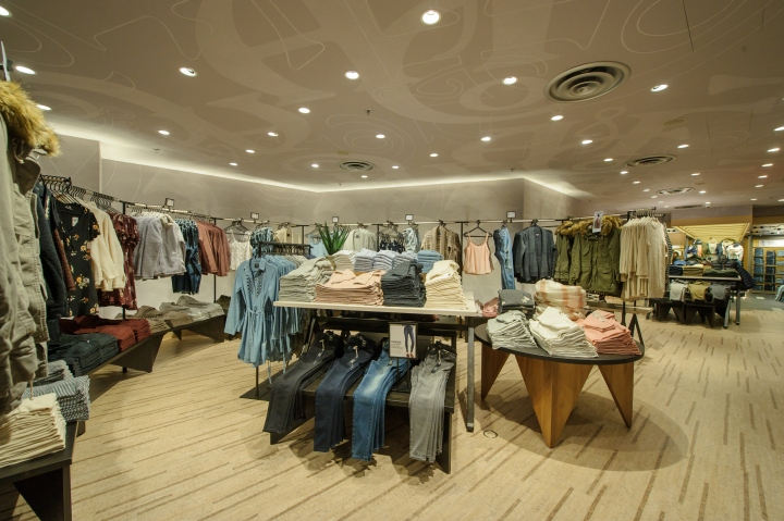 » Abercrombie & Fitch store by ISG, Hong Kong