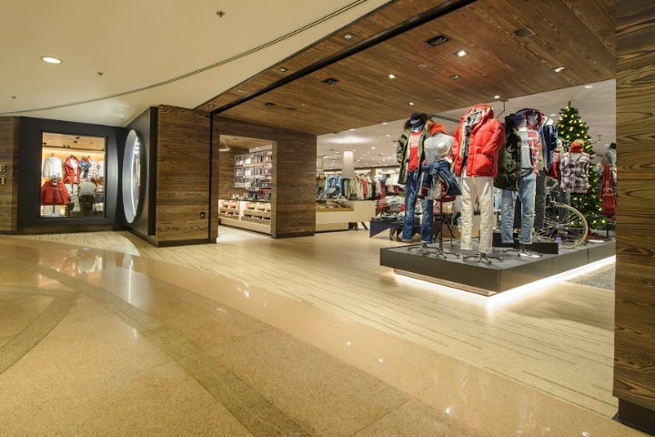 187 Abercrombie Amp Fitch Store By Isg Hong Kong