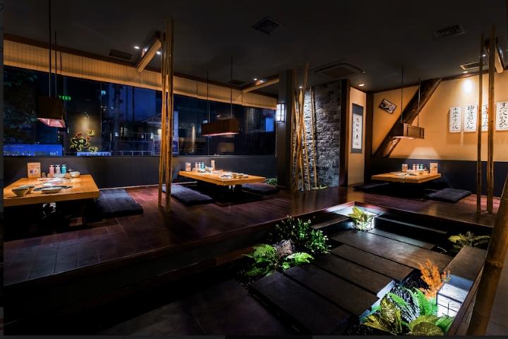 Gyu shige japanese restaurant by kingsmen ho chi minh city u2013 vietnam