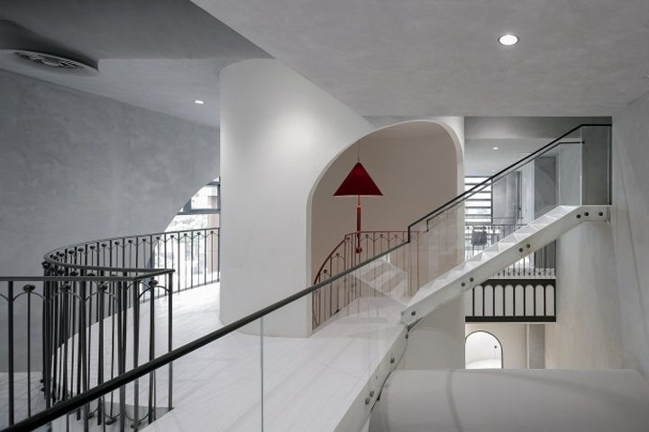 187 Ideas Lab Offices By X Living Shanghai China