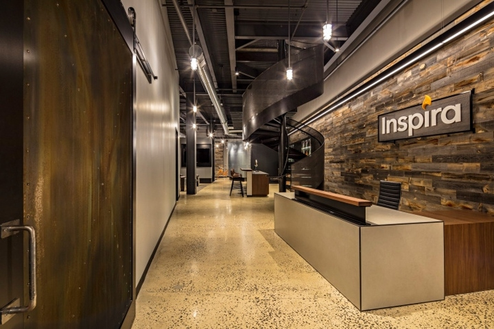 Inspira marketing offices by cpg architects norwalk for Marketing for architects and designers