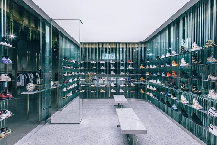 d7fc967a6f1 Having gained a solid reputation that has reached far beyond the confines  of homebase New York City, Kith has gradually expanded its footprint in  recent ...