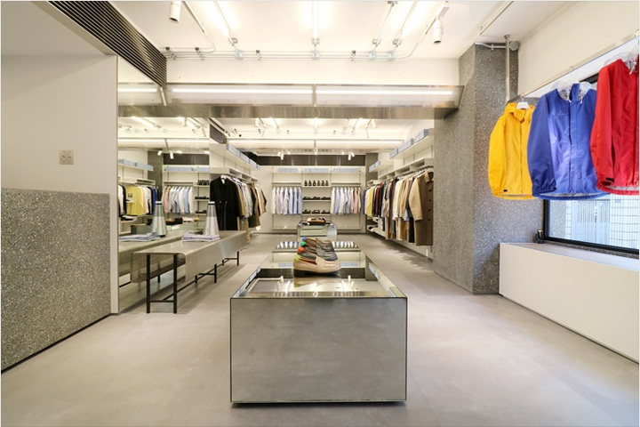 If he s not looking after clients at his delicatessen chain Pariya,  creative multitasker Yuichi Yoshii is either at his cult fashion store The  Contemporary ... d42218f8d18