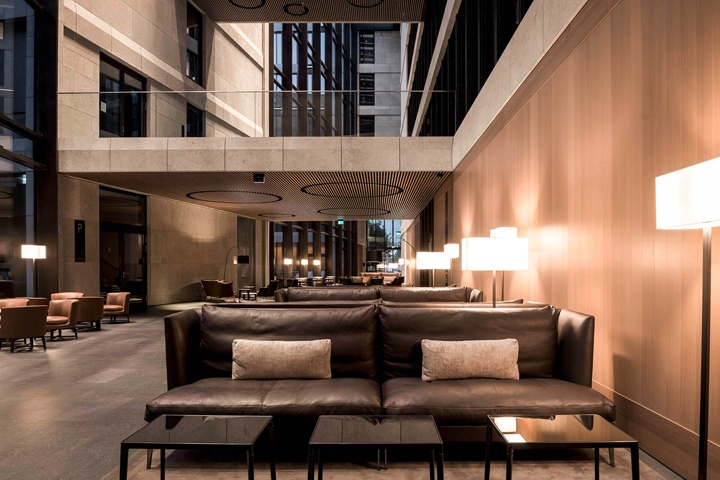 Nove by citterio by flexform munich germany retail for Design hotels germany