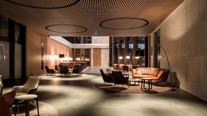 187 Nove By Citterio Workspace By Flexform Munich Germany