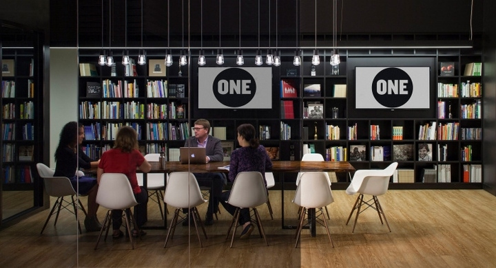 One Campaign Office By Stantec Architecture Washington Dc