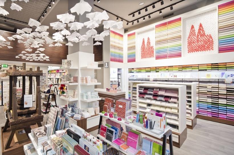 paper & stationery » Retail Design Blog
