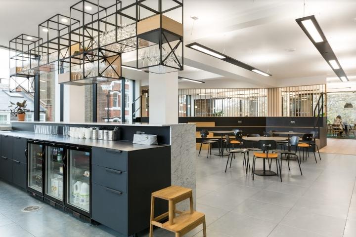 Peakon office by ThirdWay Interiors London UK Retail Design Blog