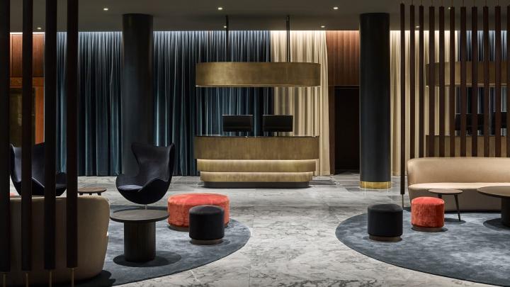 royal hotel by space copenhagen copenhagen denmark. Black Bedroom Furniture Sets. Home Design Ideas