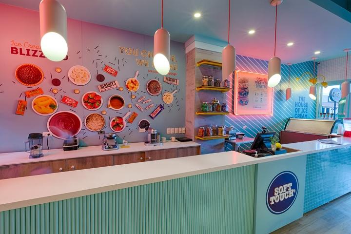187 Soft Touch Frozen Yogurt By Plasma Nodo Medell 237 N Colombia