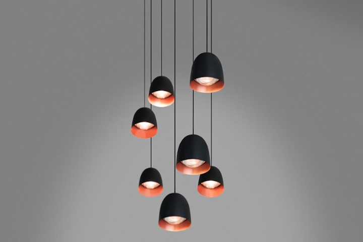 Speers wall and floor lamps by david abad for b lux