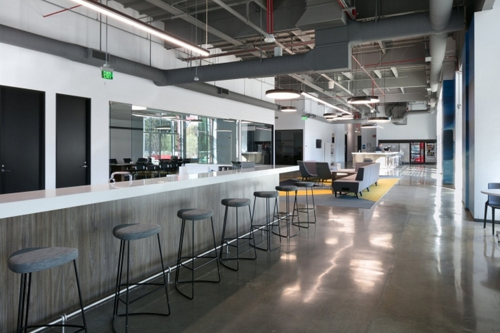 Ten Office By Nadel Architects El Segundo California Retail Design Blog