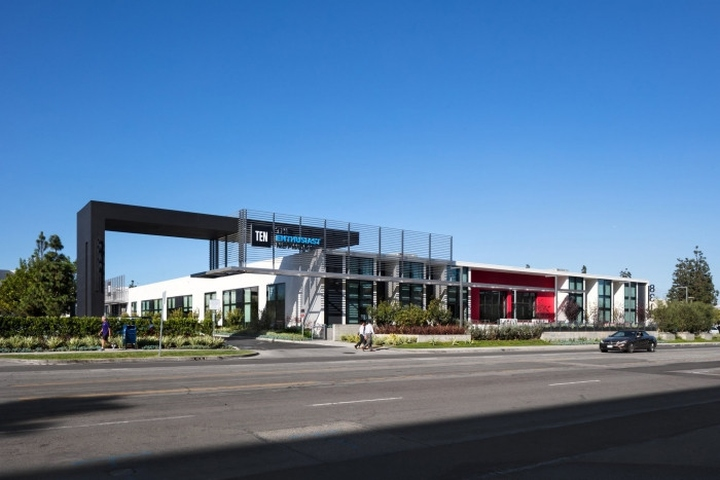 Ten Office By Nadel Architects El Segundo California
