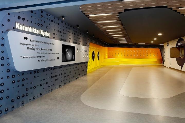 土耳其Turkcell Dialogue博物馆设计