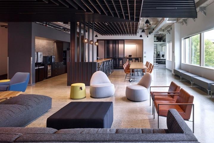 Turn 10 Studios Office by B+H Architects, Redmond – Washington