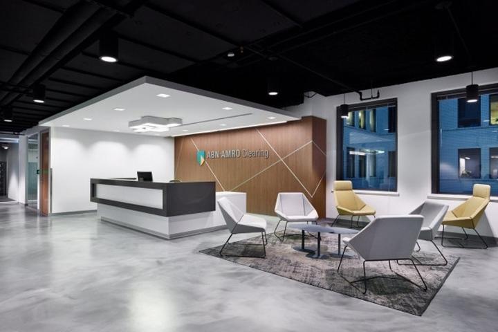 芝加哥ABN AMRO办公室设计