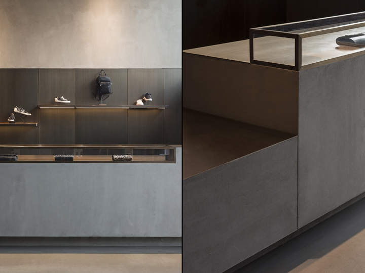Ash stores by francesc rif studio shanghai china for Luma arredamenti