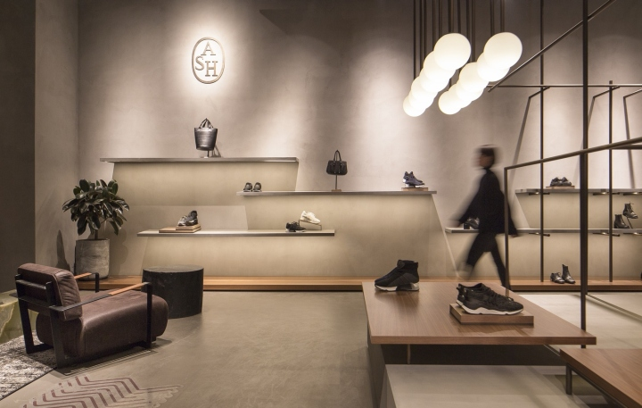 187 Ash Stores By Francesc Rif 233 Studio Shanghai China