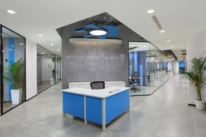 andritz offices by geodesigns new delhi india retail design blog