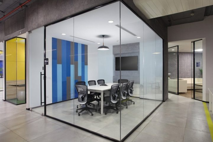 187 Andritz Offices By Geodesigns New Delhi India