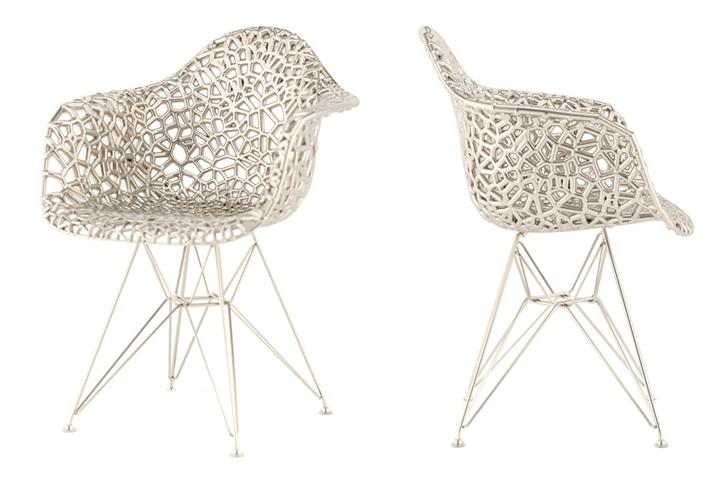 » Continuum3 3D Printed Chairs By John Briscella