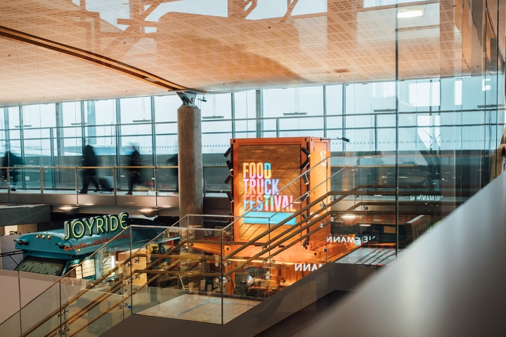 187 Food Truck Festival At Oslo International Airport By