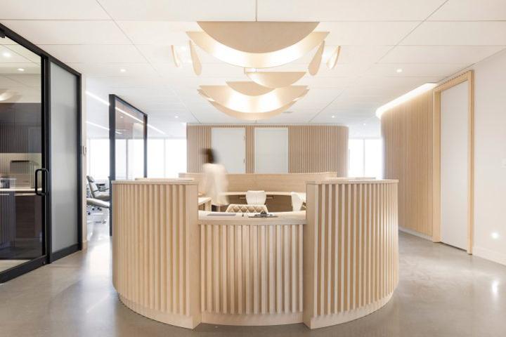 加拿大蒙特利尔Orthodontistes诊所设计